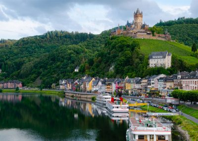 The Town Cochem